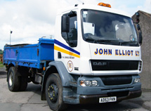 Tipper Wagon Hire